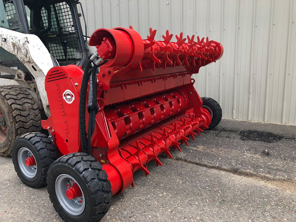 Abra Equipment Supply - New & Mulchers, Mowers, Brush Cutters, Sales